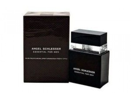 Туалетная вода Essential for men 100 ml от Angel Schlesser