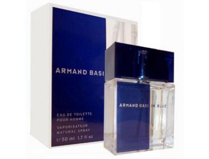 Туалетная вода IN BLUE 100 ml от Armand Basi