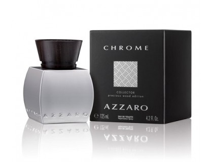 Туалетная вода Chrome Collector Edition 125 ml от Azzaro