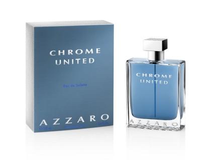 Туалетная вода Chrome United 100 ml от Azzaro