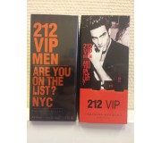 212 VIP Men Red 100 ml