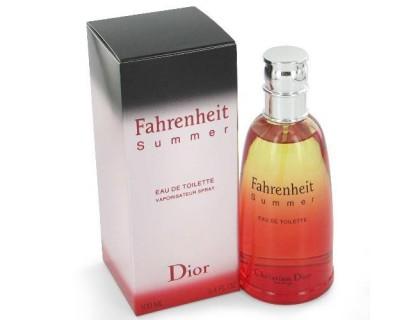 Туалетная вода Fahrenheit Summer 2006 100 ml от Christian Dior