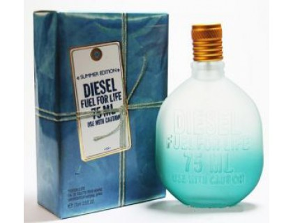Туалетная вода Diesel Fuel for Life Homme Summer Edition 75 ml от Diesel