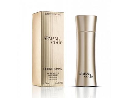 Туалетная вода Armani Code Golden Edition pour homme 100 ml от Giorgio Armani