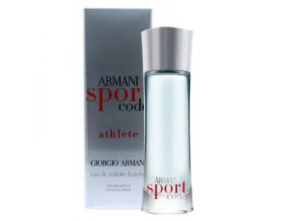Туалетная вода Armani Code Sport Аthlete men 75 ml от Giorgio Armani