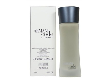 Туалетная вода Armani Code Summer eau fraiche pour homme 100 ml от Giorgio Armani