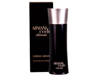 Туалетная вода Armani Code Ultimate 75 ml от Giorgio Armani