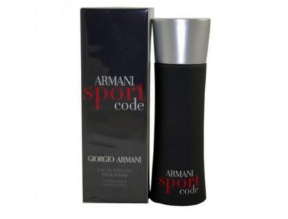 Туалетная вода Armani сode Sport 100 ml от Giorgio Armani