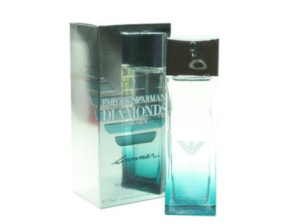 Туалетная вода Emporio Armani Diamonds Summer fraiche for men 100 ml от Giorgio Armani
