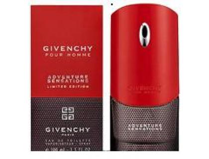 Туалетная вода Adventure Sensations Limited Edition 100 ml от Givenchy