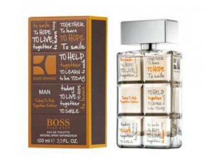 Туалетная вода Boss Orange for Man Charity Edition 100 ml от Hugo Boss