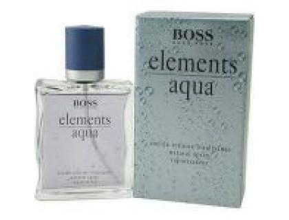 Туалетная вода Elements Aqua 100 ml от Hugo Boss