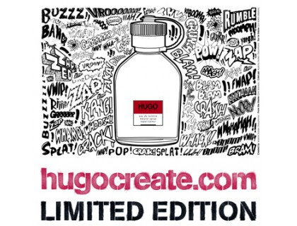 Туалетная вода Hugocreate limited edition 150 ml от Hugo Boss