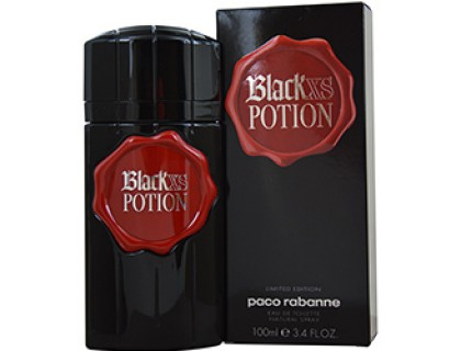 Туалетная вода Black XS Potion for Him 100 ml от Paco Rabanne