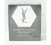 La Nuit Pour Homme Twist & Spray 3х20 ml