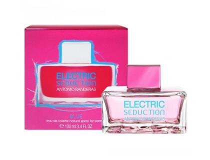 Туалетная вода Electric Seduction Blue 100 ml от Antonio Banderas