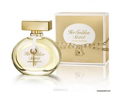 Туалетная вода Her Golden Secret 80 ml от Antonio Banderas