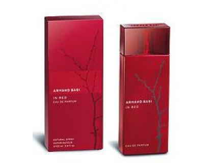 Туалетные духи IN RED EAU DE PARFUM 50 ml от Armand Basi