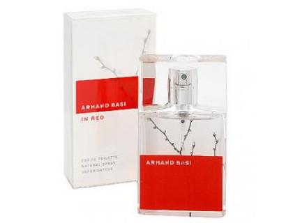 Туалетная вода In Red White 100 ml от Armand Basi
