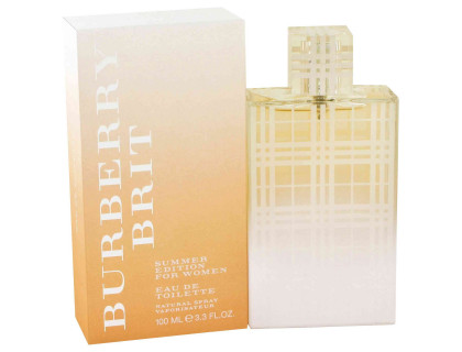 Туалетная вода Brit Summer 100 ml от Burberry
