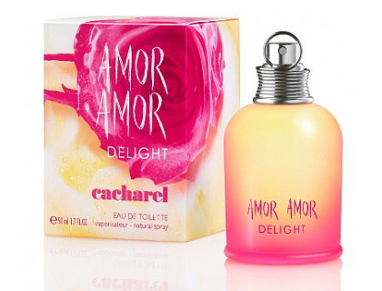 Туалетная вода Amor Amor Delight 100 ml от Cacharel