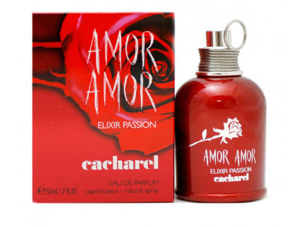 Туалетные духи Amor Amor Elixir Passion 100 ml от Cacharel