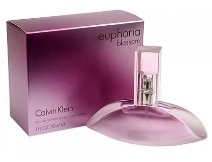 Туалетная вода Euphoria Blossom 100 ml от Calvin Klein