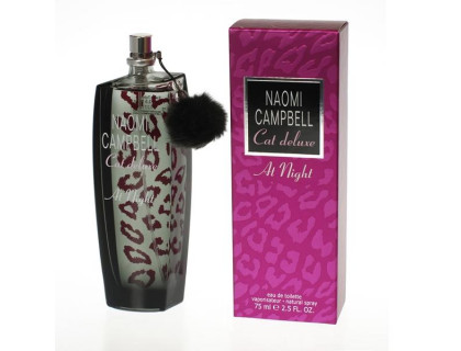 Туалетная вода Cat Deluxe At Night 75 ml от Naomi Campbell