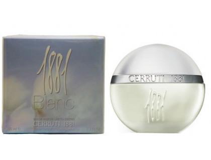 Парфюмированная вода 1881 Blanc Cerruti 50 ml от Cerruti