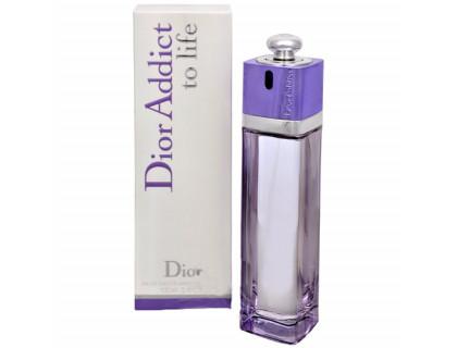 Туалетная вода Dior Addict to life Woman 100 ml от Christian Dior