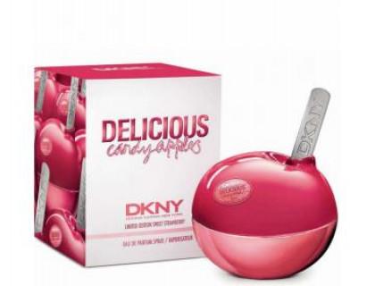 Туалетные духи Delicious Candy Apples Sweet Strawberry 100 ml от Donna Karan (DKNY)