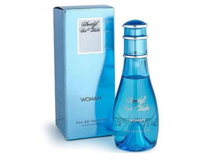 Туалетная вода Cool Water Silver 50 ml от Davidoff