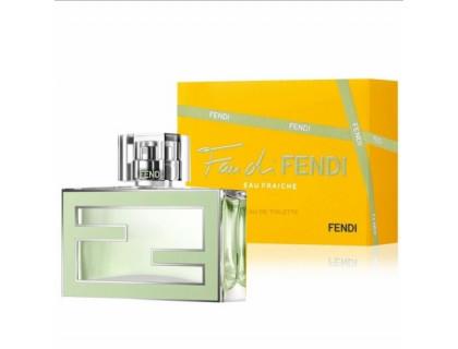 Туалетные духи Fan di Fendi Eau Fraiche 75 ml от Fendi