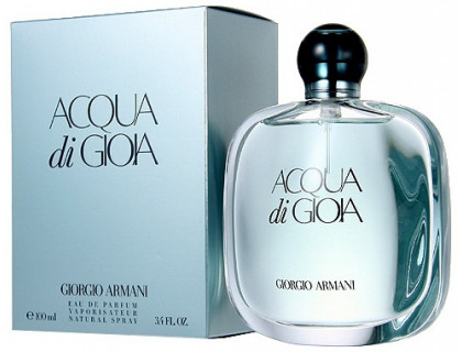Туалетная вода Acqua di Gioia 100 ml от Giorgio Armani
