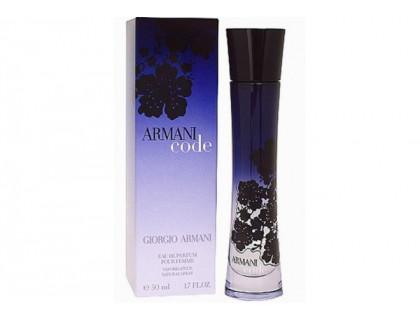 Туалетная вода Code Eau De Parfum 75 ml от Giorgio Armani