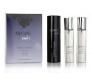 Code Eau De Parfum Twist & Spray 3х20 ml