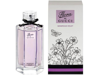 Туалетная вода Flora By Gucci Generous Violet 100 ml от Gucci