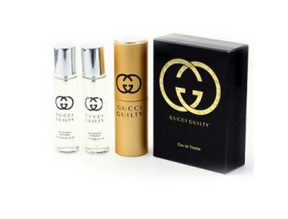 Туалетная вода Gucci Guilty Twist & Spray 3х20 ml от Gucci