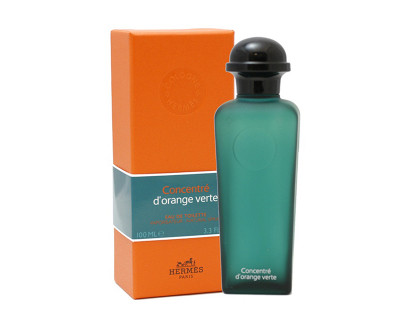 Туалетная вода Concentre D'Orange Verte 100 ml от Hermes