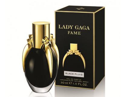 Туалетные духи Fame Black Fluid 100 ml от Lady Gaga