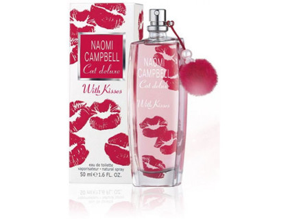 Туалетная вода Cat Deluxe With Kisses 75 ml от Naomi Campbell