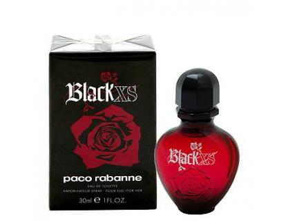 Туалетная вода Black XS Pour Femme 80 ml от Paco Rabanne