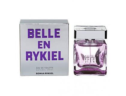 Парфюмерная вода Belle En Rykiel Eau De Toilette 75 ml от Sonia Rykiel