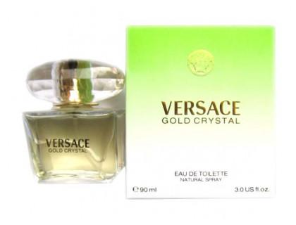 Туалетная вода Gold Crystal 90 ml от Versace